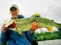 Fishing Lake Trout in Canada