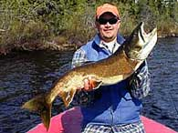 Catch a Trophy Lake Trout